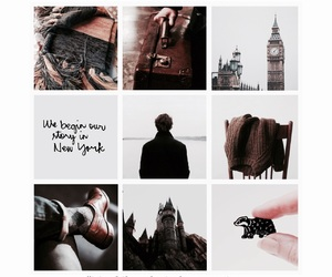 aesthetic, ilvermorny, and queenie goldstein image