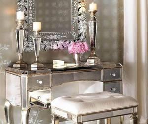 luxury fashion, makeup brushes, and glamour classy image
