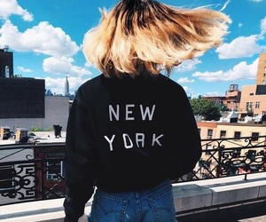 fashion, girl, and hairs image