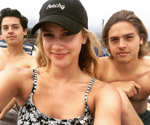 Hot, dylan sprouse, and riverdale image