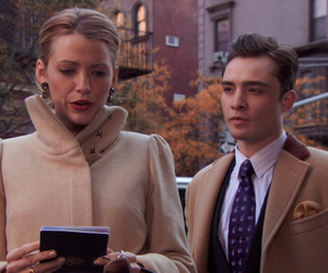 chuck bass, discover, and gossip girl image