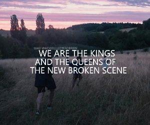grunge, Lyrics, and music image
