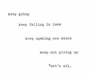 motivation, quote, and keep going image
