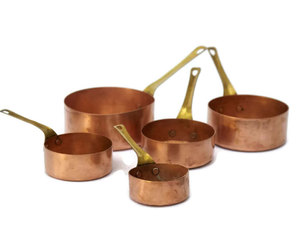 etsy, measuring cups, and rustic kitchen image