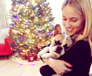 christmas and dianna agron image