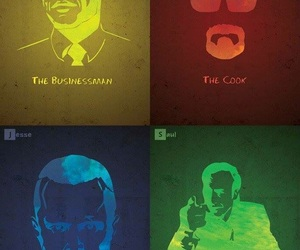 blue, breaking bad, and cook image