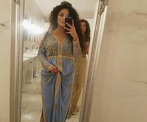 caftan and morocco image