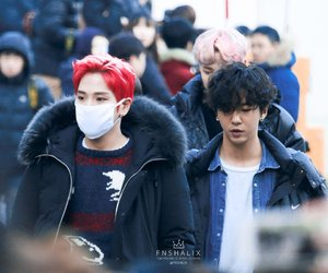 him, red, and bap image