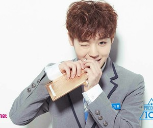 produce 101, park jihoon, and jihoon image