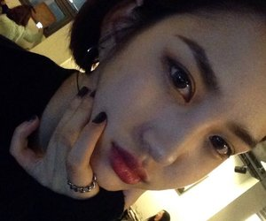 fashion, girls korean, and style image