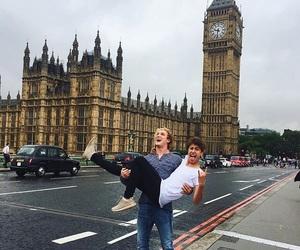 london, boys, and logan paul image
