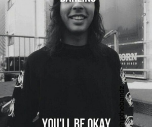 vic fuentes, pierce the veil, and hold on till may image