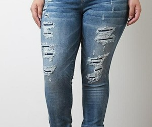 casual, distressed, and Hot image