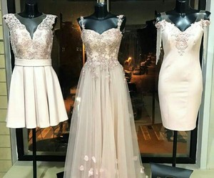beautiful, loveit, and dresses image