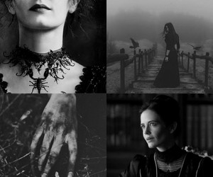 aesthetic, penny dreadful, and vanessa ives image