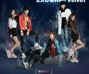 exo, joy, and red velvet image