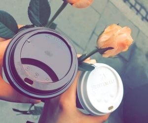 bff, coffe, and womensday image