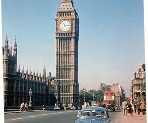 Big Ben, city, and london image