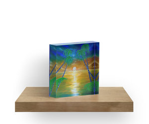 artistic, tropical, and gift ideas image