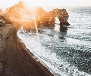 nature, sea, and adventure image