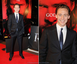 tom hiddleston, actor, and thor image