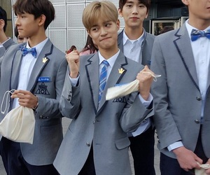 produce 101, pd101, and lee daehwi image