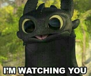 toothless, how to train your dragon, and dragon image