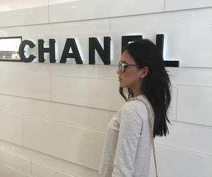 girl, fashion, and chanel image