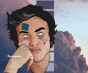 drawing, dolan twins, and ethan dolan image