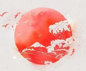 art, japan, and wallpaper image
