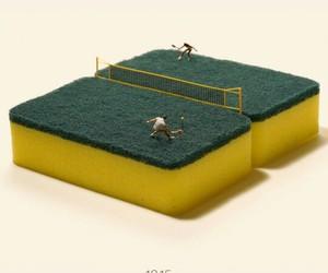 miniatures, art, and tanaka tatsuya image