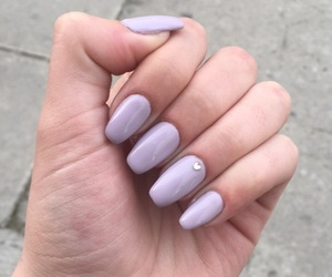 gel, manicure, and nail image