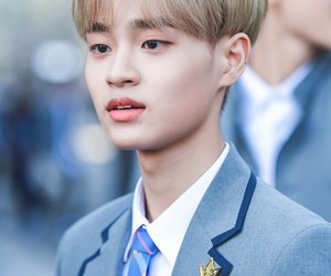 produce 101 and daehwi image