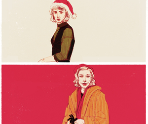 art, carol, and cate blanchett image