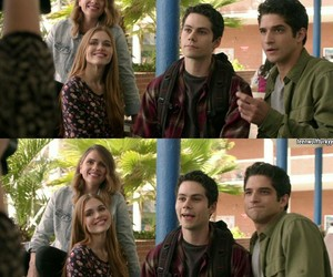tw, teens wolf, and tyler posey image