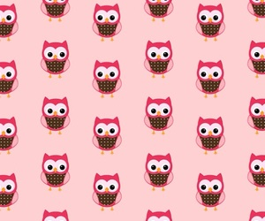 iphone, owl, and pattern image