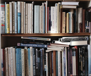 book, indie, and library image