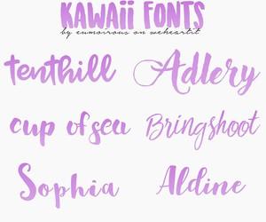 edit, font, and fonts image