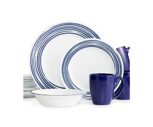 dinnerware, service for 4, and dining & entertaining image