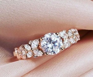 ring, diamond, and accessories image