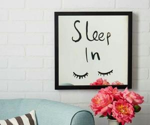 sleep and room image