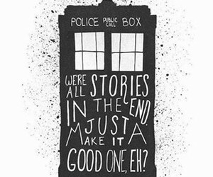 doctor who, fanart, and tardis image