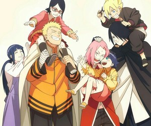 naruto, boruto, and sasuke image