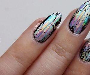nails, art, and fashion image