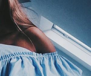 amazing, blue, and shirt image