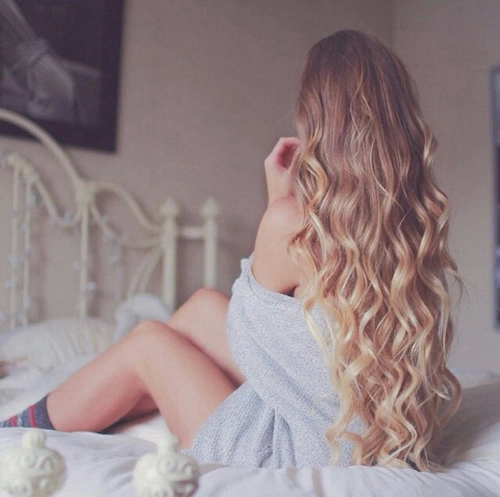 Image Result For Blonde Hair Aesthetic On We Heart It