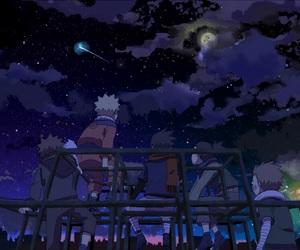 naruto, anime, and kiba image