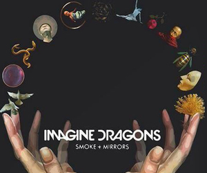 imagine dragons, music, and smoke and mirrors image