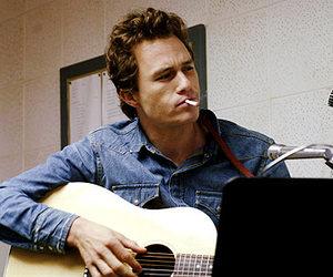 heath ledger and guitar image