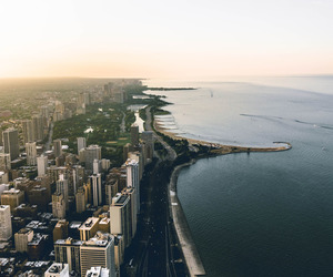 city, beautiful, and landscape image